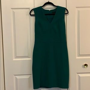 Ann Taylor Emerald Green Suit Dress size 2